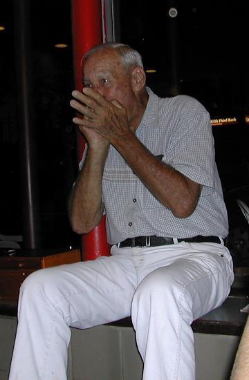 harmonica club member memorial